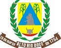 Prefeitura de Alto Rio Doce - MG retifica Concurso Público