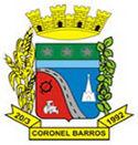 Prefeitura de Coronel Barros - RS abre 11 vagas com salários de até 3,5 mil