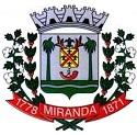 Prefeitura de Miranda - MS disponibiliza edital de Processo Seletivo