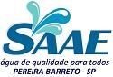 SAAE de Pereira Barreto - SP retifica Concurso Público para profissionais de nível fundamental a superior