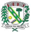 Prefeitura e Câmara de Nova Palmeira - PB retificam pela terceira vez o concurso 01/2014 com 51 vagas