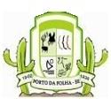 Porto da Folha - SE tem concurso suspenso temporariamente
