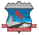 Câmara de São Cristóvão do Sul - SC abre novo Concurso Público