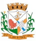 Prefeitura de São João da Ponte - MG abre Processo Seletivo para o Programa Brasil Alfabetizado