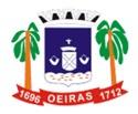 Prefeitura de Oeiras - PI disponibiliza edital de Concurso Público