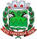 Processo Seletivo tem edital divulgado pela Prefeitura de Capetinga - MG