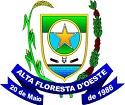 Prefeitura de Alta Floresta D'Oeste - RO divulga Processo Seletivo para educação