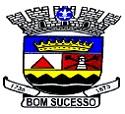Prefeitura de Bom Sucesso - MG retifica mais uma vez Processo Seletivo