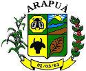 Prefeitura de Arapuá - MG abre 8 vagas para nível superior e fundamental