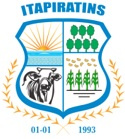 Prefeitura de Itapiratins - TO publica nova retificação ao concurso nº 01/2013 com 27 vagas