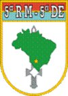 5ª Região Militar do Exército divulga período de inscrições para novo Processo Seletivo