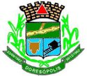 Retificado o Anexo III do edital de abertura da Prefeitura de Doresópolis - MG