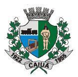 Prefeitura de Caiuá - SP retifica edital de processo seletivo com mais de 30 vagas