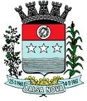 Prefeitura de Balsa Nova - PR retifica Concurso Público