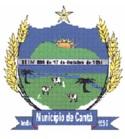 Prefeitura de Cantá - RR deverá realizar concurso em oito meses