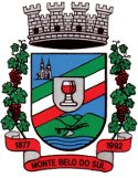 Prefeitura de Monte Belo do Sul - RS comunica novo Concurso Público