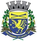 Prefeitura de São Gabriel do Oeste - MS anuncia Processo Seletivo para vários cargos