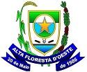 Processo Seletivo é aberto por meio da Prefeitura Alta Floresta D'Oeste - RO