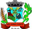 Prefeitura de São Jorge d'Oeste - PR abre Concurso Público