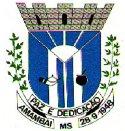 Prefeitura de Amambai - MS divulga extrato de contratação de organizadora