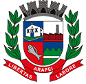 Concurso Público aberto pela Prefeitura de Arapeí - SP tem 31 oportunidades