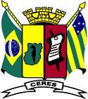Extrato de edital de Processo Seletivo é anunciado pela Prefeitura de Ceres - GO