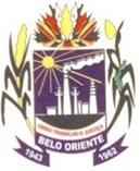 Prefeitura de Belo Oriente - MG retifica Concurso Público mais uma vez