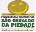 158 vagas destinadas a Prefeitura de São Geraldo da Piedade - MG