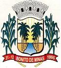 Processo Seletivo será realizado pela Prefeitura de Bonito de Minas - MG