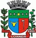 Câmara de Loanda - PR abre vaga para Servente
