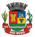 Prefeitura de Rio Novo - MG retifica mais uma vez Concurso Público