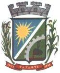 Vazante - MG retifica processo seletivo 001/2013