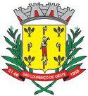 Concurso Público é promovido pela Prefeitura de São Lourenço do Oeste - SC