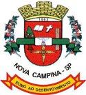 Prefeitura de Nova Campina - SP anuncia inscrições para Concurso Público