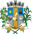 Prefeitura de Ipameri - GO divulga Processo Seletivo
