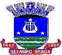 Prefeitura de Belmiro Braga - MG convoca candidatos para as provas