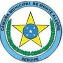 Câmara de Monte Alegre - SE abre 6 vagas de nível fundamental e médio