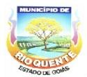 Câmara de Rio Quente - GO retifica Concurso Público com salários de até R$ 3 mil