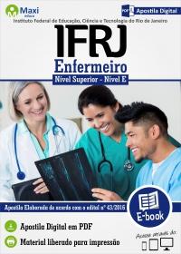 Enfermeiro - Nível E - IFRJ