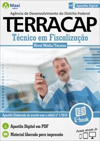 Técnico em Fiscalização - TERRACAP