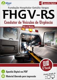 Condutor - FHGV - RS