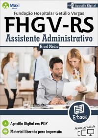 Assistente Administrativo - FHGV - RS