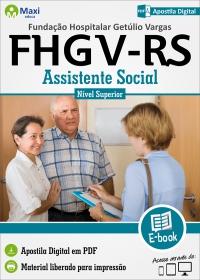 Assistente Social - FHGV - RS