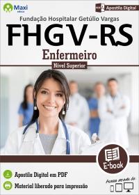 Enfermeiro - FHGV - RS