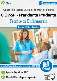 Técnico de Enfermagem - CIOP - SP
