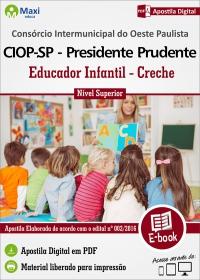 Educador Infantil - Creche - CIOP - SP