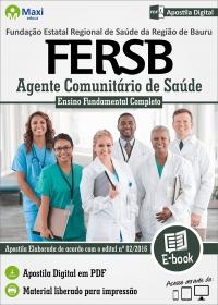 Agente Comunitário de Saúde - FERSB - SP