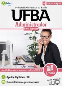 Administrador - UFBA