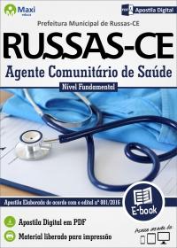 Agente Comunitário de Saúde - Prefeitura de Russas - CE