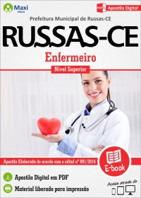 Enfermeiro - Prefeitura de Russas - CE